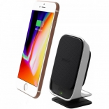 Беспроводная зарядка RavPower Wireless Charging Pad для iPhone (7.5W max) + Android (10W max) (RP-PC065)