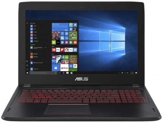 ASUS ROG FX502VE Black (FX502VE-FY005T)