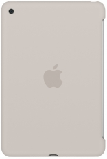 Apple iPad mini 4 Silicone Case - Stone MKLP2