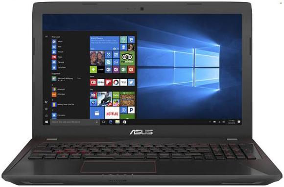 ASUS ROG FX553VD (FX553VD-FY459T) Black