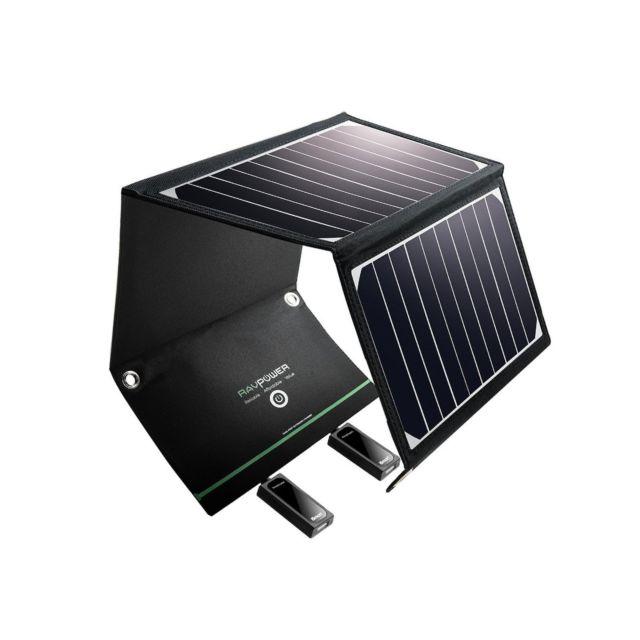 RAVPower 16W 2-Port Solar Panel (RP-PC008)  - купить со скидкой
