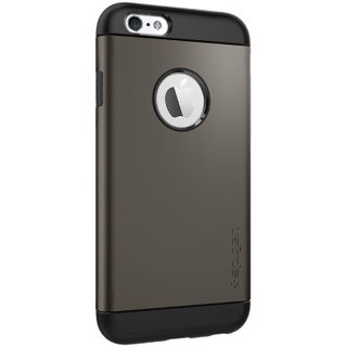 "Чехол SGP Case Slim Armor Series Gun Metal for iPhone 6/6S 4.7"" (SGP10959) - ITMag"
