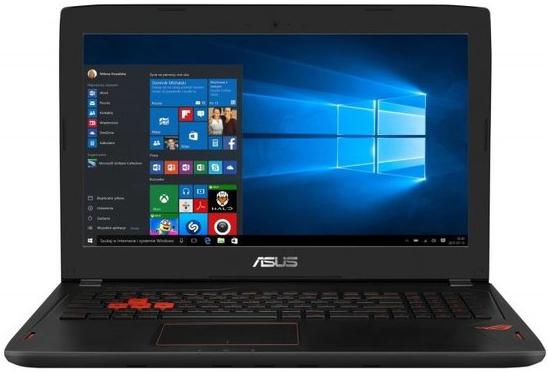 ASUS ROG GL502VS (GL502VS-GZ239T) Black