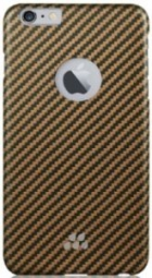 Чехол Evutec iPhone 6/6S Karbon DuPont Kevlar S (0,7 mm) Brewster (AP-006-CS-K06)