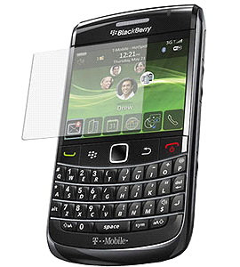 Пленка защитная EGGO Blackberry 9700/9780 clear (глянцевая)