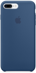 Apple iPhone 7 Plus Silicone Case - Ocean Blue MMQX2