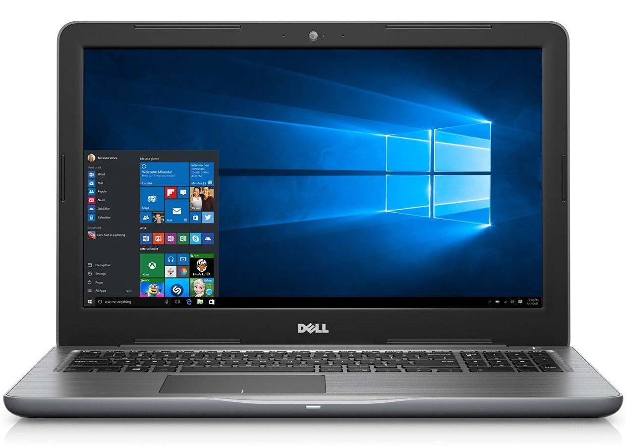 Dell Inspiron 5567 (I555810DDW-63G) Grey