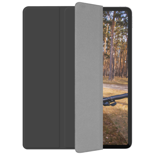 """Чехол Macally Smart Folio для iPad Pro 11"""" (2018) - Серый (BSTANDPRO3S-G)"""