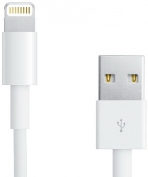 Apple Кабель Lightning to USB 2.0 (MD818) - ITMag