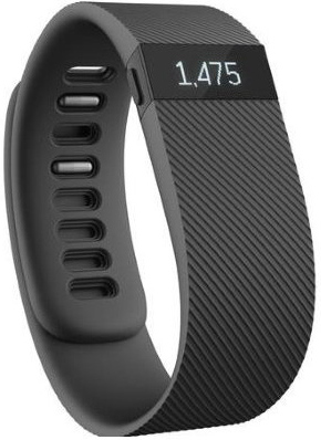 Fitbit Charge (Large/Black) - ITMag