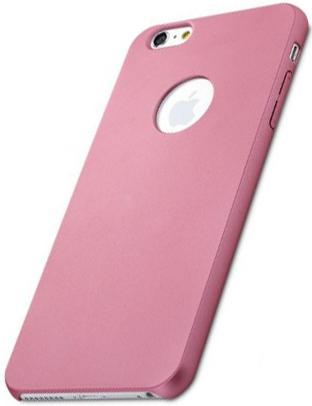 "Пластиковая накладка Rock Glory Series для Apple iPhone 6 Plus/6S Plus (5.5"") (Розовый / Pink)"