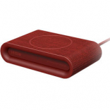 iOttie iON Wireless Plus Fast Charging Pad (Red) (CHWRIO105RD)
