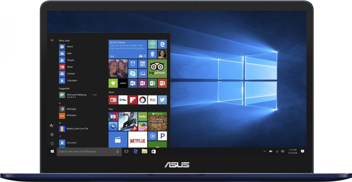 ASUS ZenBook Pro UX550VD (UX550VD-BN073T)