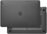 Чехол LAUT HUEX для MacBook Air 13'' 2018 Black (LAUT_13MA18_HX_BK)