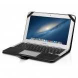 "DECODED Slim Cover for MacBook Air 13"" Black (D4MA13SC1BK)"
