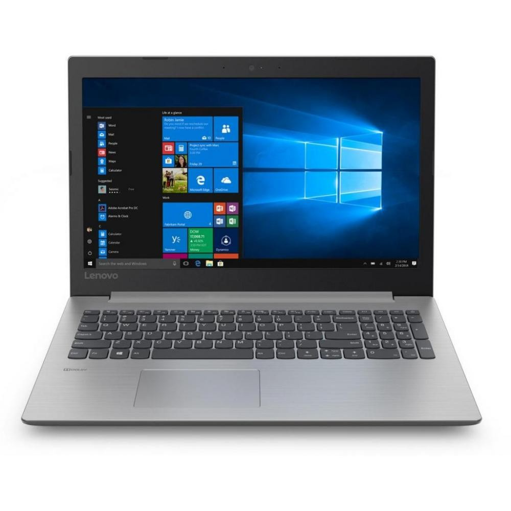 Купить Lenovo IdeaPad 330-15IKBR Platinum Grey (81DE01VWRA)