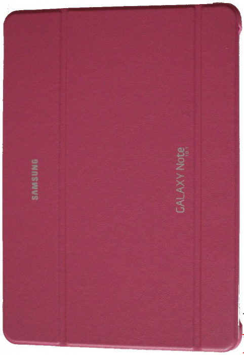 Чехол Samsung Book Cover для Galaxy Note 2014 Edition P6000/P6010/P605 Pink