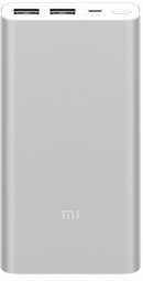 Xiaomi Mi Power Bank 2i 10000 mAh Silver (VXN4228CN)