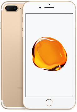 Apple iPhone 7 Plus 128GB Gold Б/У (Grade A) - ITMag