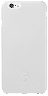 Ozaki O!coat 0.3 Solid White for iPhone 6/6S (OC562WH) - ITMag
