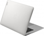 "Чехол LAUT HUEX Cases для MacBook 12"" - White (LAUT_MB12_HX_F)"