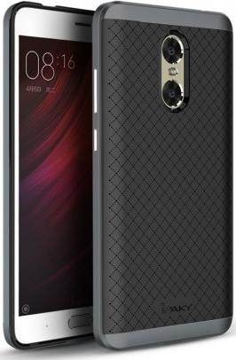 Чехол iPaky TPU+PC для Xiaomi Redmi Pro (Черный / Серый)