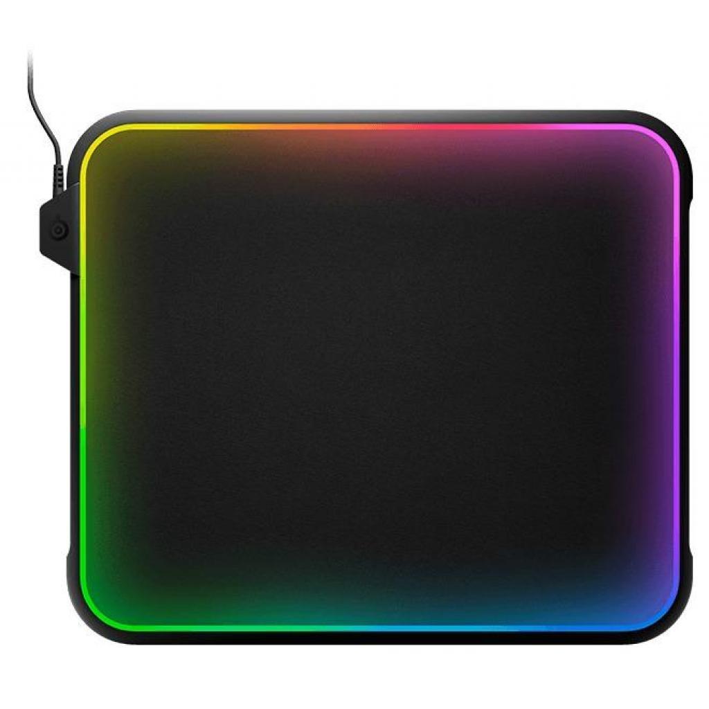 Купить Аксессуары к ноутбукам, Коврик для мыши SteelSeries QcK PRISM (63391)