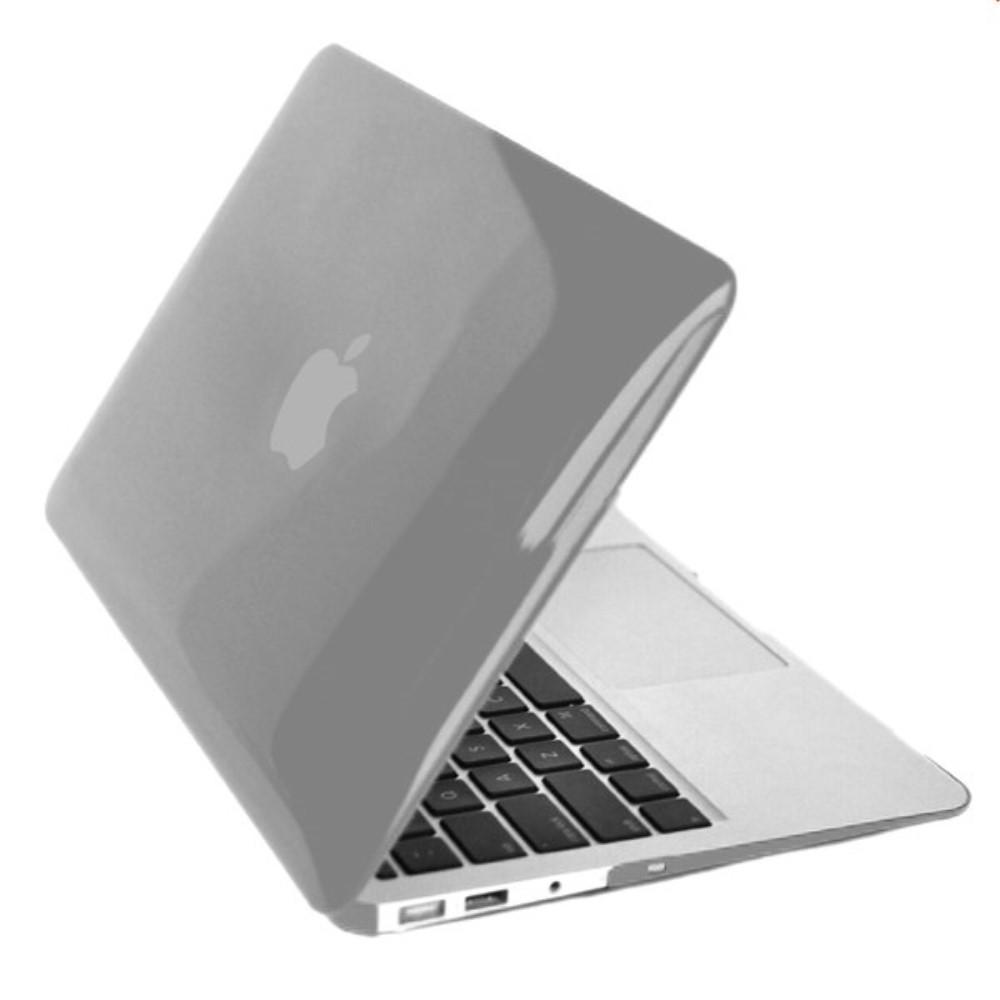 Пластиковая накладка ENKAY для Macbook Air 13.3'' (+ накладка на клавиатуру) (Grey/Серая)  - купить со скидкой