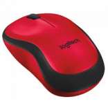 Logitech M220 Silent Mouse Red (910-004880)