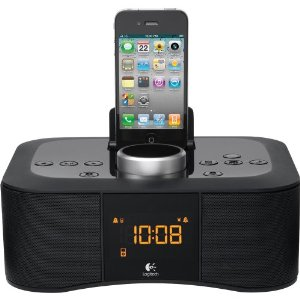 Logitech Clock Radio Dock s400i for iPod and iPhone - ITMag
