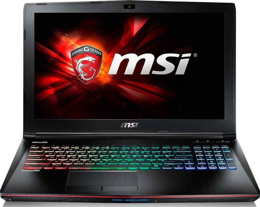 MSI GE62 6QE Apache Pro (6QE-851XPL)