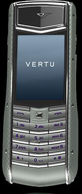 Vertu Ascent TI Fishnet Purple Уценка - ITMag