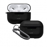 Чехол LAUT Oxford for AirPods Pro Black (L_APP_OX_BK)