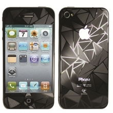 Пленка защитная EGGO iPhone 4/4S backside голограмная - ITMag