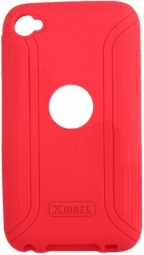 Чехол XMART Professional для Apple iPhone 4/4s red