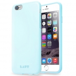 Чехол LAUT Pastels для iPhone 6/6S - Blue (LAUT_IP6_HXP_BL)
