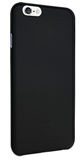 Ozaki O!coat 0.3 Jelly Black for iPhone 6/6S (OC555BK) - ITMag