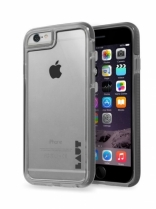 Чехол LAUT FLURO для iPhone 6 - Black (LAUT_IP6_FR_BK)
