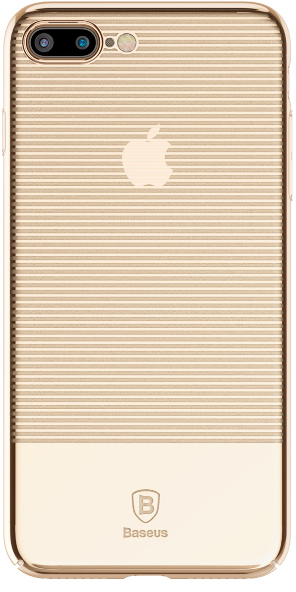 Чехол Baseus Luminary Case For iPhone 7 Plus Gold (WIAPIPH7P-MY0V)
