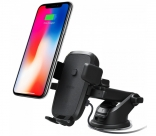 iOttie Easy One Touch Wireless Fast Charging Dash & Windshield Mount (HLCRIO134)