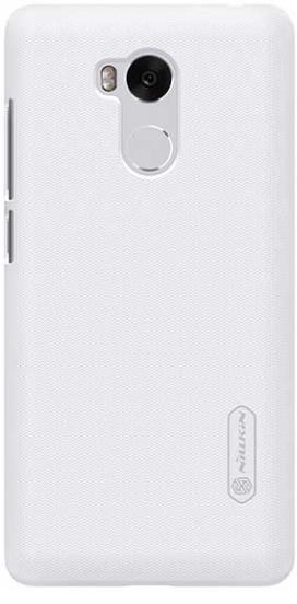 Чехол Nillkin Matte для Xiaomi Redmi 4 Prime (+ пленка) (Белый)