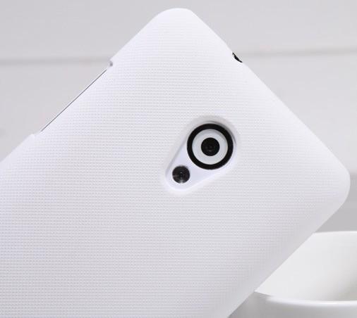Чехол Nillkin Matte для HTC Desire 700 (+ пленка) (Белый)