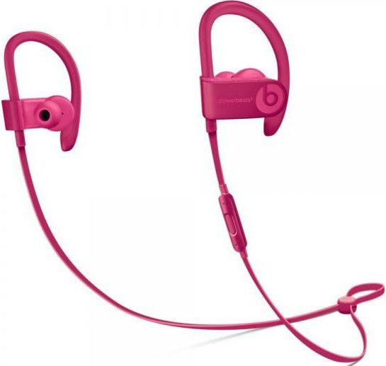 Купить Наушники, Beats by Dr. Dre Powerbeats 3 Wireless Neighborhood Collection Brick Red (MPXP2)
