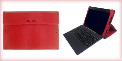 Чехол Sikai для ASUS Transformer Book T100TA (док-станция + планшет) (Красный)