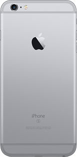 Apple iPhone 6S Plus 128GB Space Gray - ITMag