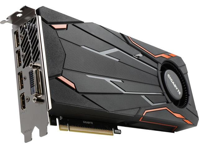 Купить GIGABYTE GeForce GTX 1080 Turbo OC 8G (GV-N1080TTOC-8GD)