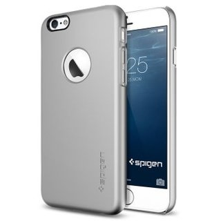 "Чехол SGP Case Thin Fit A Series Satin Silver for iPhone 6/6S 4.7"" (SGP10942) - ITMag"