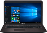 ASUS R753UX (R753UX-T4223T) Dark Brown