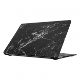 Чехол LAUT HUEX Elements для MacBook Air 13'' 2018 Marble Black (LAUT_13MA18_HXE_MB)