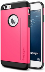 "Чехол SGP Case Slim Armor S Series Azalea Pink for iPhone 6/6S (4.7"") (SGP10962)"